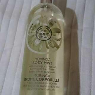 The Body Shop - Body Mist Ori, Gak Pernah Di Pake - Kado Yang Terlupakan
