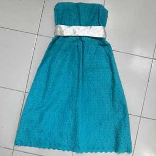 Tube Dress - Free Size