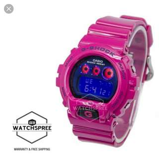 Looking For  GSHOCK DW6900 PL4