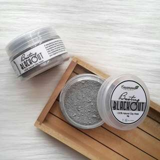 Busting Blackout Clay Mask