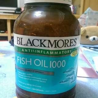 Blackmores 澳佳寶 深海魚油 1000mg(400粒)