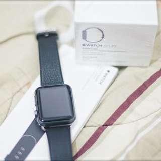 Apple Watch 42mm Black Sport