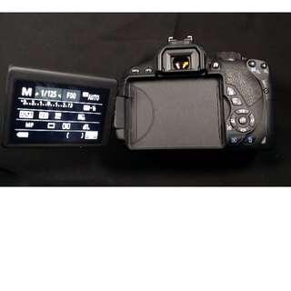 Canon EOS 700D 盒裝
