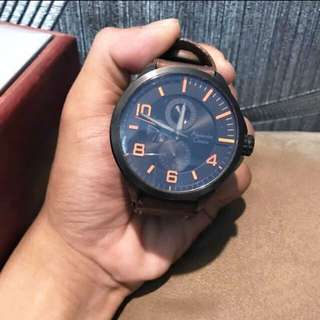 Alexandre Christie 6279MF  Black Orange Original