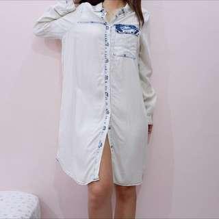 Cotton On Oversized Dress