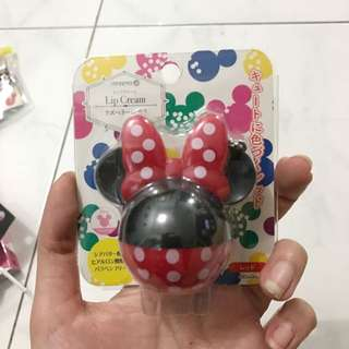 Lipbalm Minnie Mouse