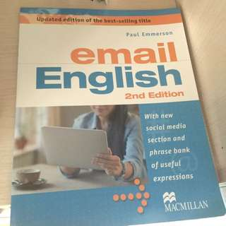 Email English 二手