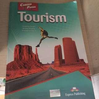 Tourism 旅遊英文 課本