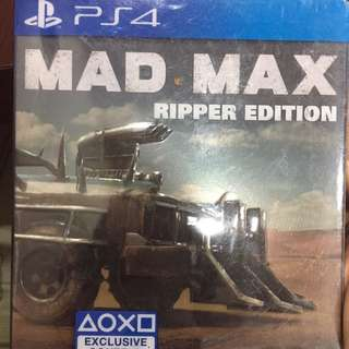 Mad max 瘋狂麥斯