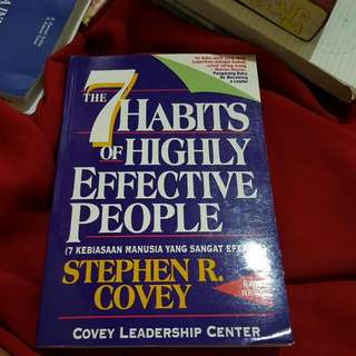 7th habits of highly effective people - stephen r covey (indonesia)