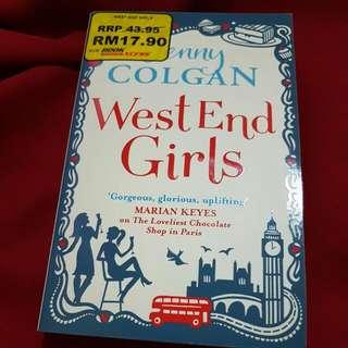 West End girls - Jenny Colgan (english novel)