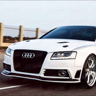 Tommy Kaira Rowen Bodykit For Audi A5