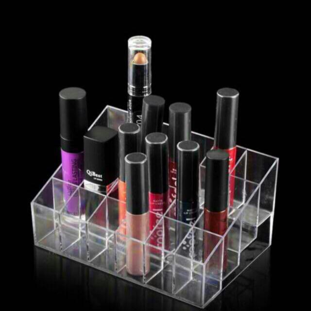 24 Slots Lipstick Organizer