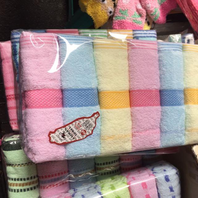 台灣製毛巾