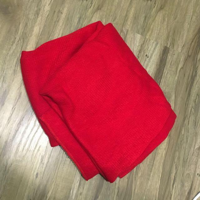 紅色圍巾 #前男友市集