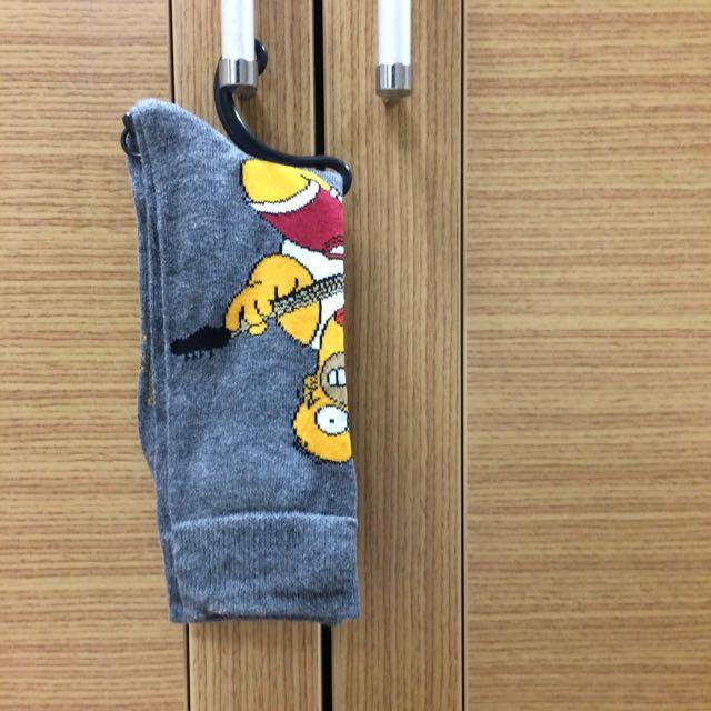 「免運 」長襪 長筒襪 辛普森襪子