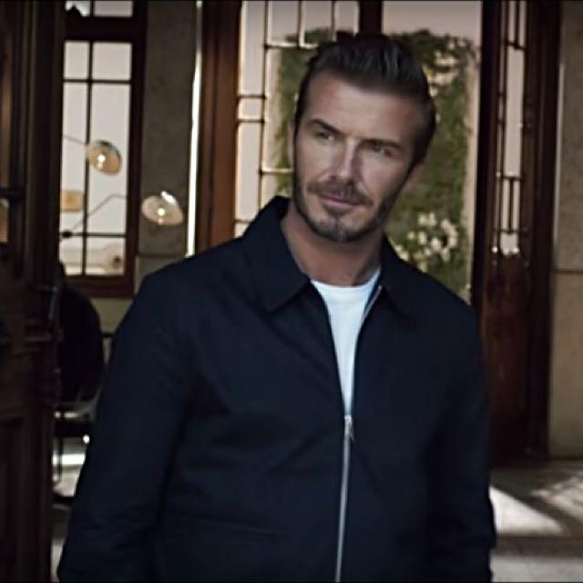 """""""收"""" H&M 此款外套"""