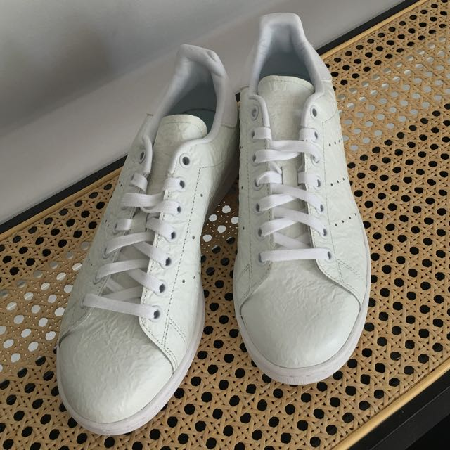 Addidas Stan Smith White Hyper-colour Kicks