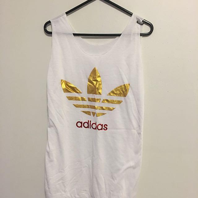 Adidas unisex tanktop