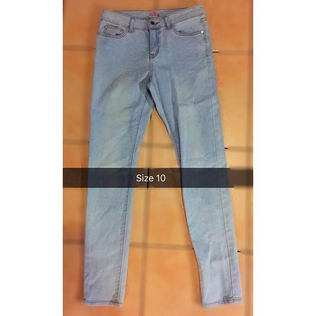 Ally Skinny Jeans