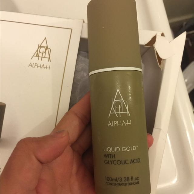 Alpha-H Liquid Gold 100ml