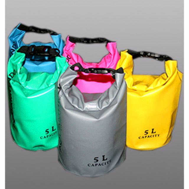 Aquamundo Strap Type Dry Bag 5 Liters