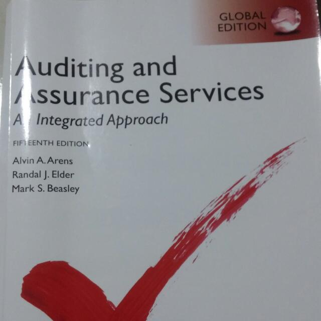 Auditing and Assurance Seevices