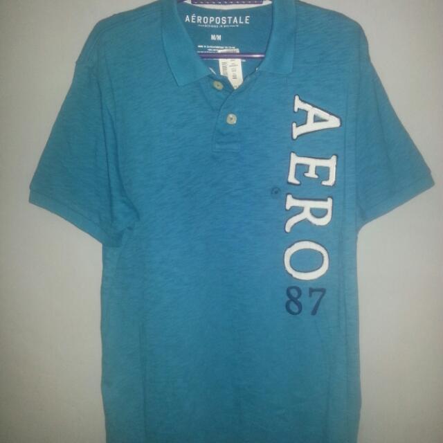 Authentic Aeropostale Polo Shirt