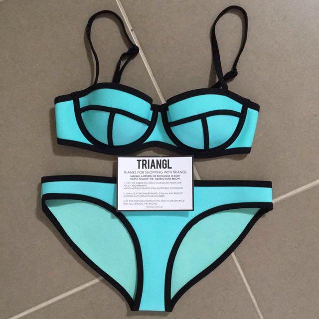 Authentic Triangl Bikinis