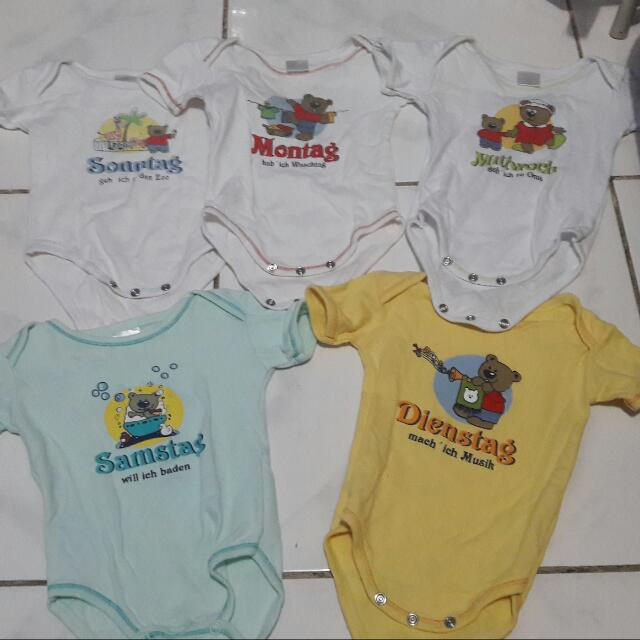 Baby Suit Tag Collection