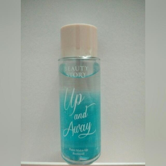 Beauty Story Up And Away Make Up Remover