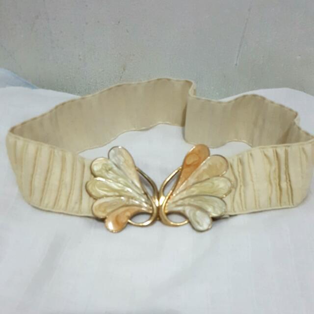 Belt Karet Butterfly