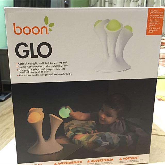美國boon時尚嬰兒用品 夜燈