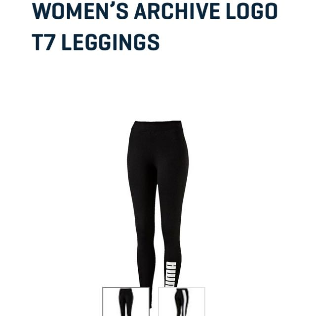 Brand New With Tags Puma Leggings