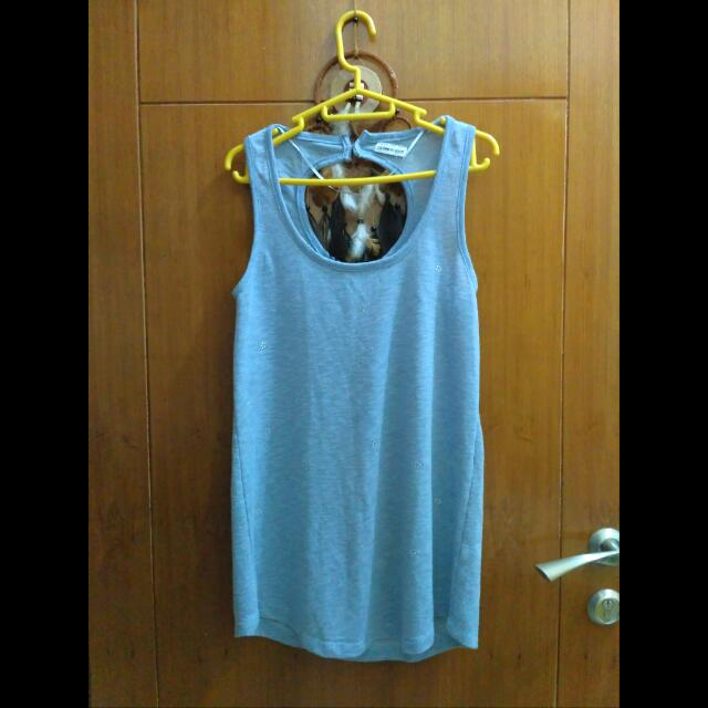 Color Box Tank Top