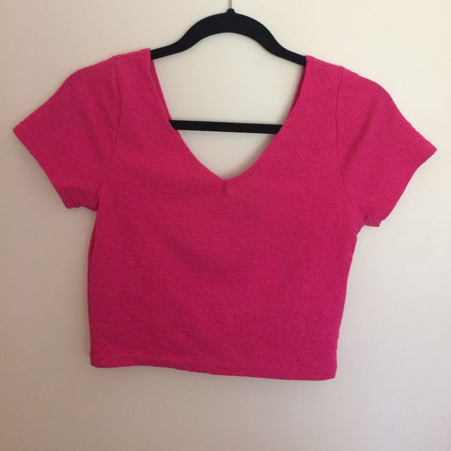 NEW Cotton On Cropped Top