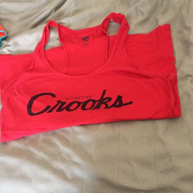 Crooks&castles Tanktop