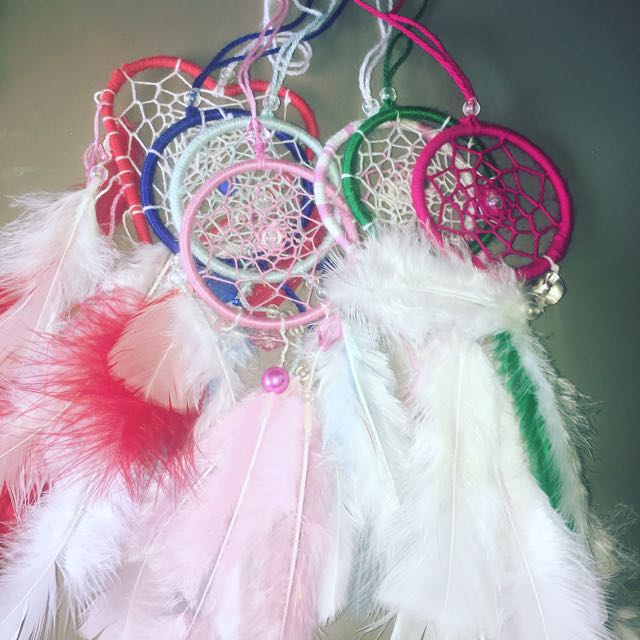 Custom Made Dreamcatchers