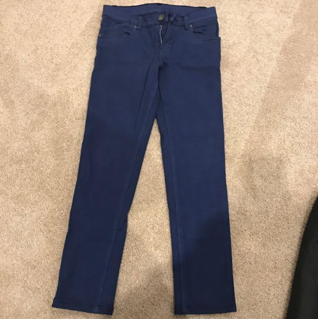 Dr Denim Jeans Makers Jeans Blue