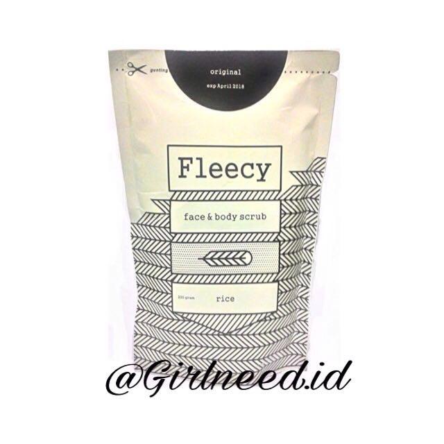 Fleecy Scrub Whitening