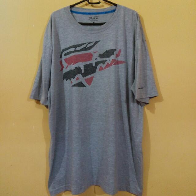a66269b4f Fox Tech Racing T-shirt Size XL, Men's Fashion, Clothes, Tops on ...