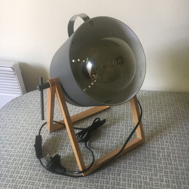 Freedom Spotlight-style Table Lamp