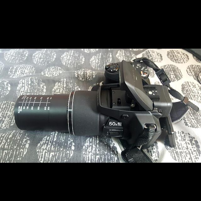 Fujifilm SL1000 With 50x Optical Zoom Test