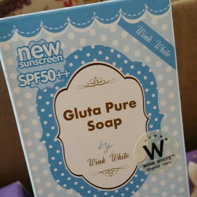 Gluta Pure Soap