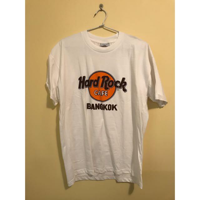 Hard Rock Cafe Bangkok Men's Tee (L)