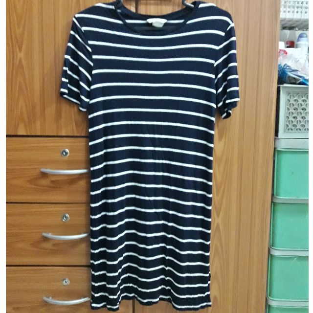 H&M Basics Tshirt Dress