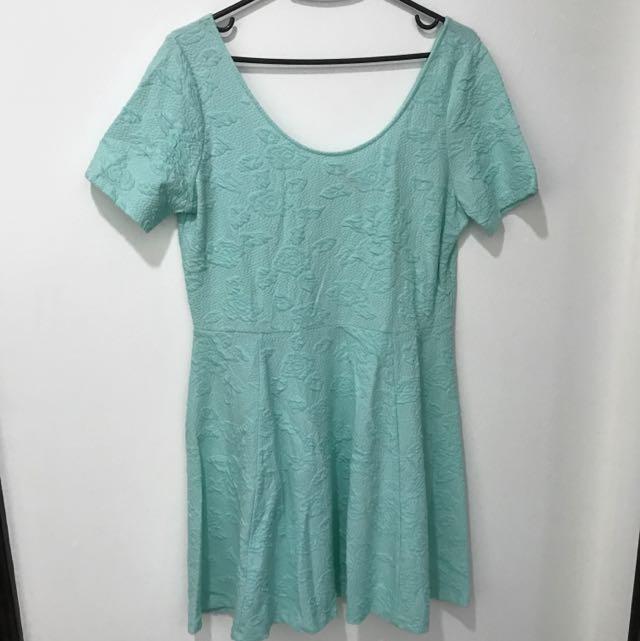 H&M Mint Dress