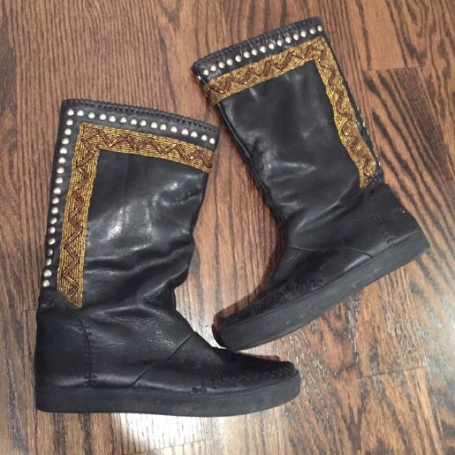 House Of Harlow Willa Boot