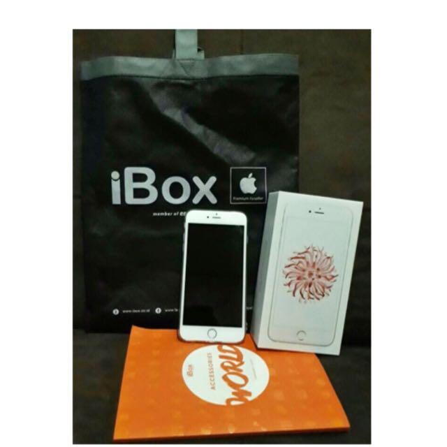 Iphone 6+ 64GB Garansi IBOX
