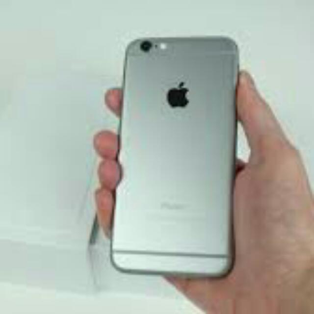 Iphone 6 Silver And White Unlocked Brand New
